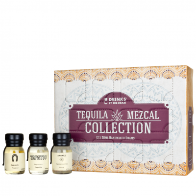 12 Dram Tequila & Mezcal Collection 2021