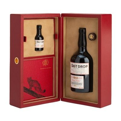 The Last Drop Glenrothes 1968 Cask 13504 in case