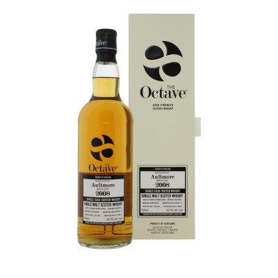 The Octave Aultmore 2008 12 Year Old