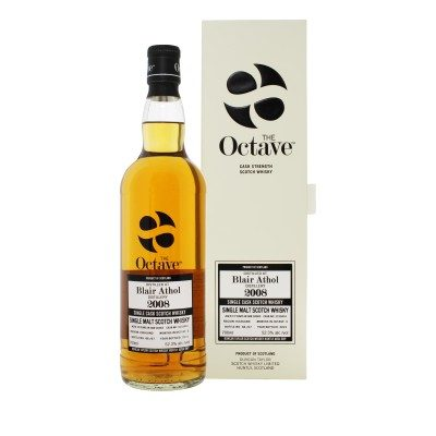 The Octave Blair Athol 2008 12 Year Old