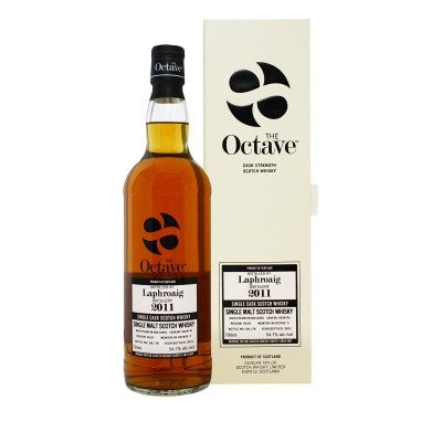 The Octave Laphroaig 2011 9 Year Old