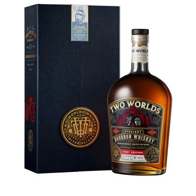 Two Worlds Whiskey : La Victoire Batch 1