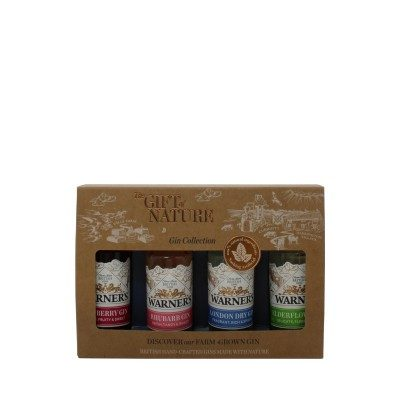 Warner's The Gift of Nature 4x5cl