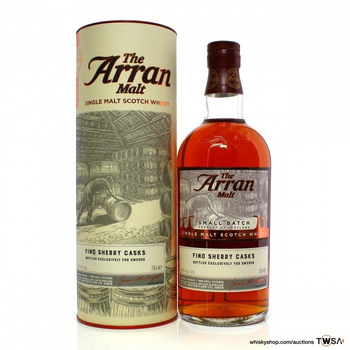 Arran 9 Year Old Small Batch - Sweden Exclusive