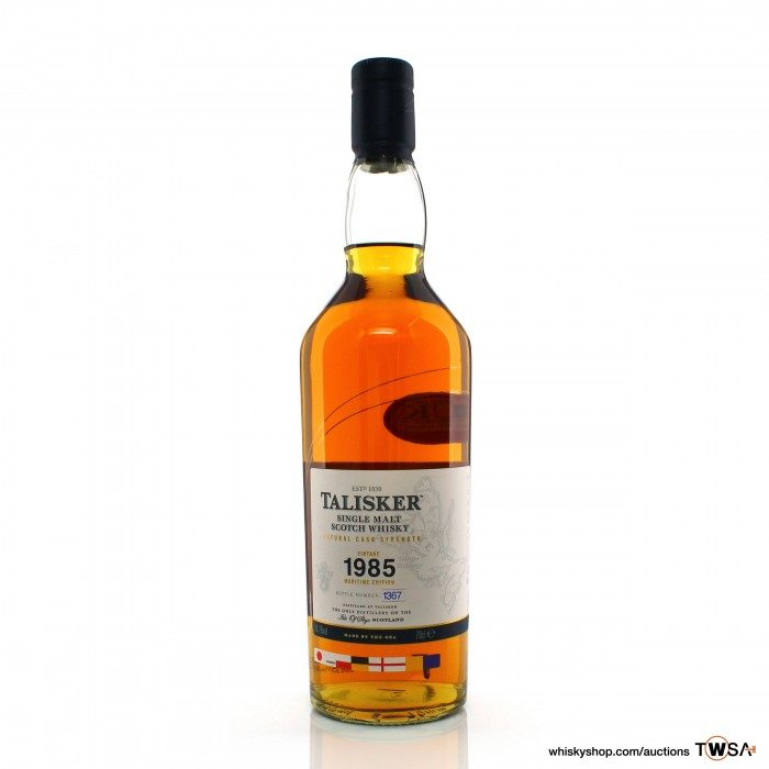 Talisker 1985 27 Year Old Maritime Edition 2013 Special Release