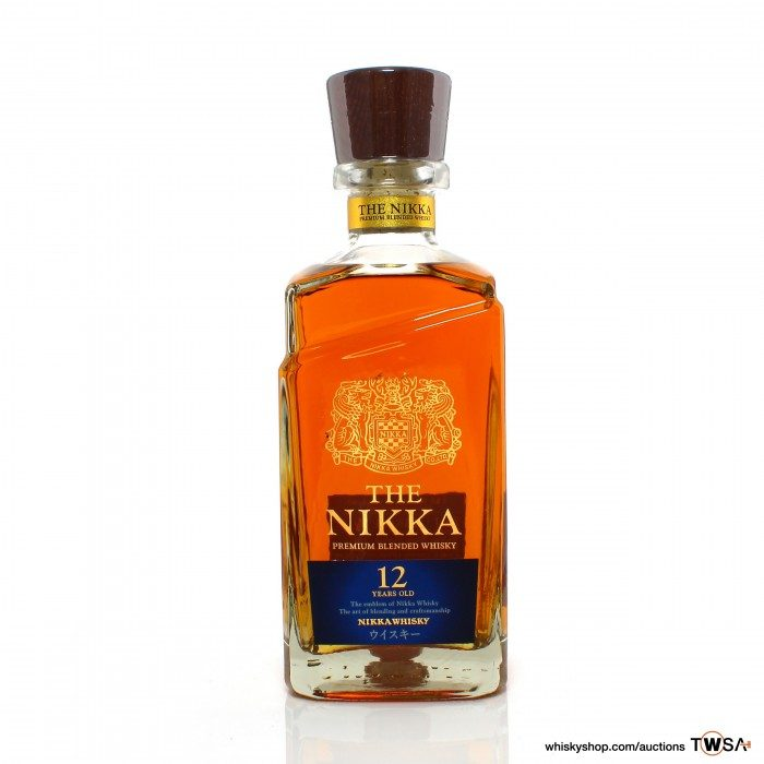 The Nikka 12 Year Old
