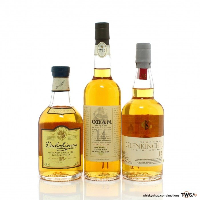 The Classic Malts Collection Gentle