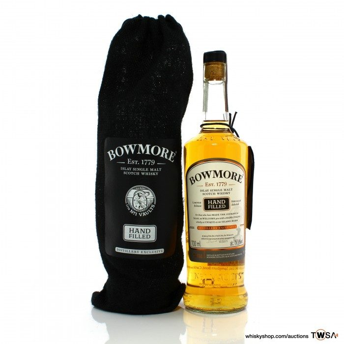 Bowmore 2004 14 Year Old Single Cask #378 Hand Filled