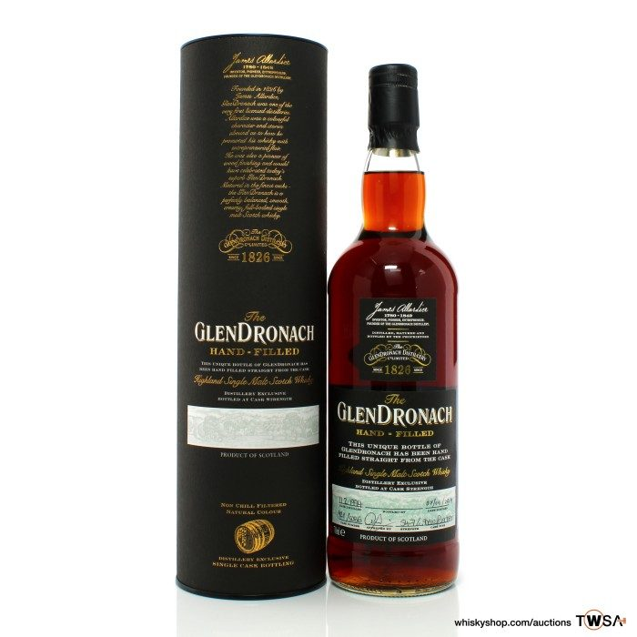 GlenDronach 1994 25 Year Old Single Cask #5086 Hand Filled