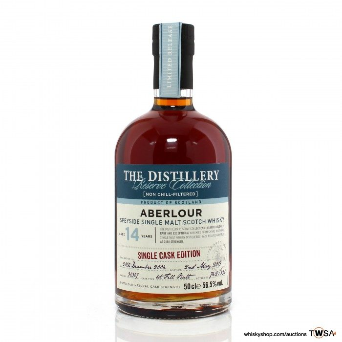 Aberlour 2004 14 Year Old Single Cask #96367 Distillery Reserve Collection