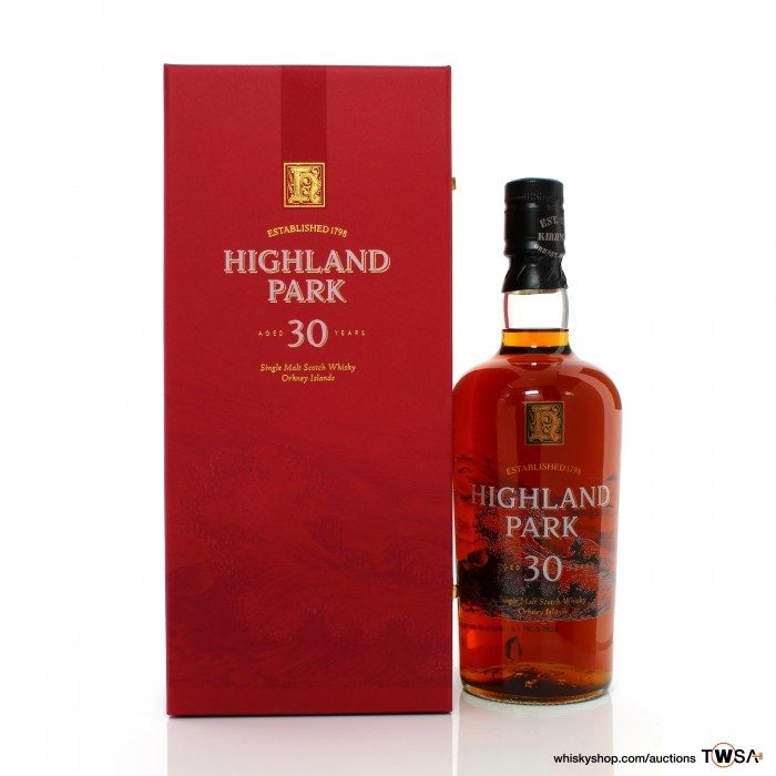 Highland Park 30 Year Old 1990s