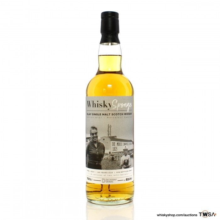 Islay 1992 28 Year Old Whisky Sponge Edition No.27