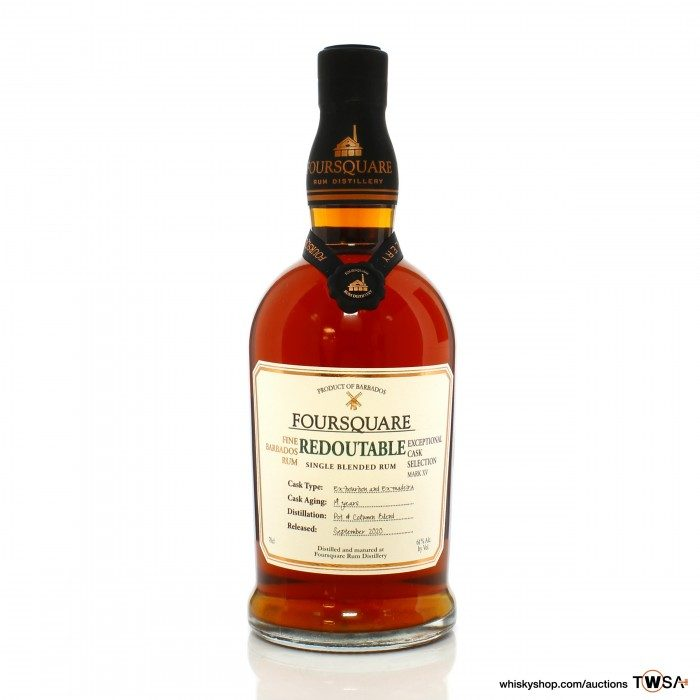 Foursquare 14 Year Old Redoutable Exceptional Cask Selection