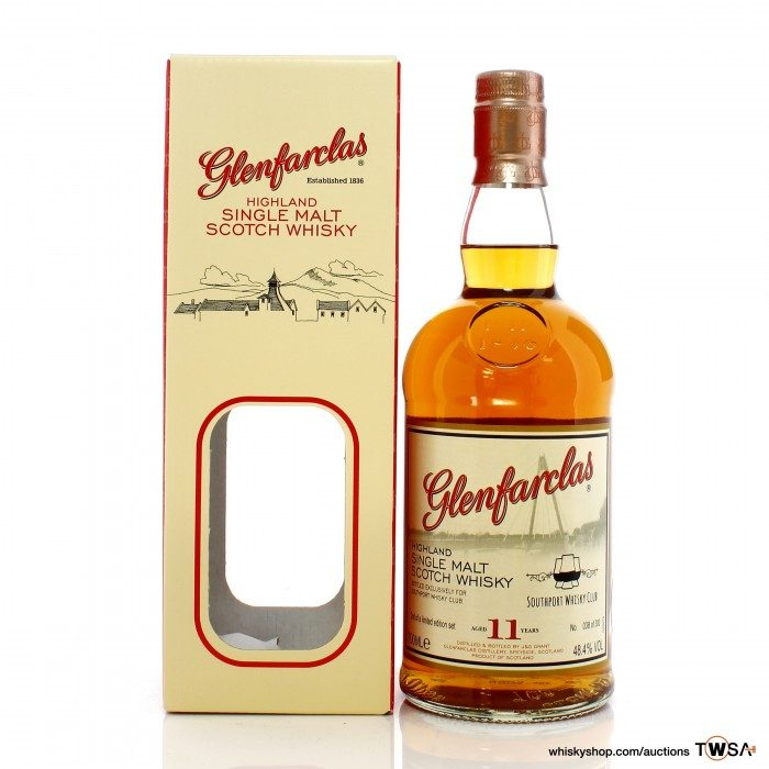 Glenfarclas 11 Year Old - Southport Whisky Club 2nd Edition