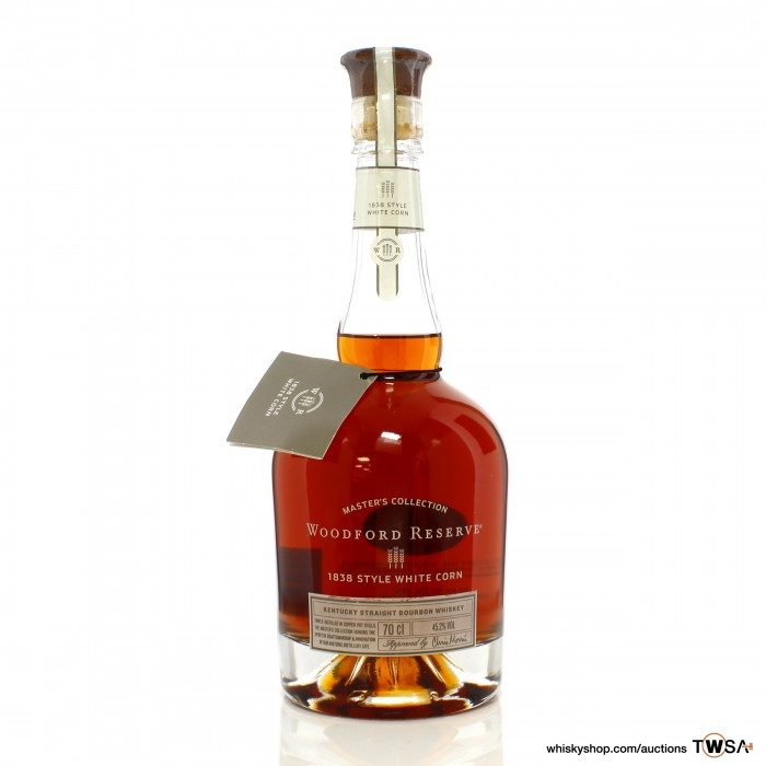 Woodford Reserve Master's Collection 1838 Style White Corn
