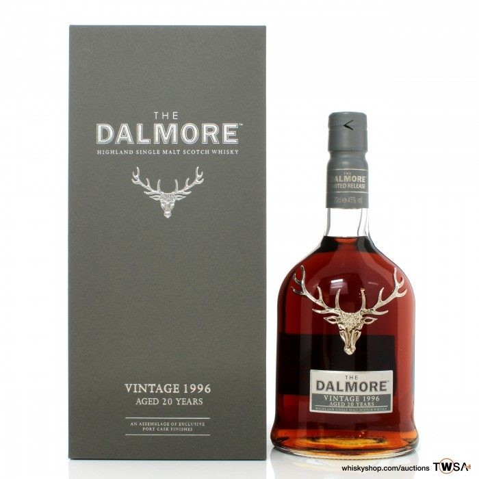 Dalmore 1996 20 Year Old Port Vintages