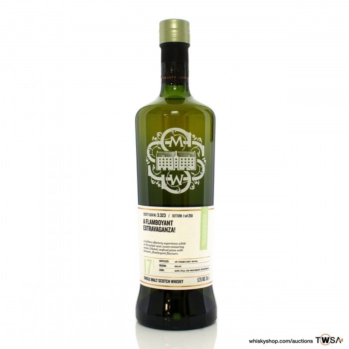 Bowmore 2004 17 Year Old SMWS 3.323