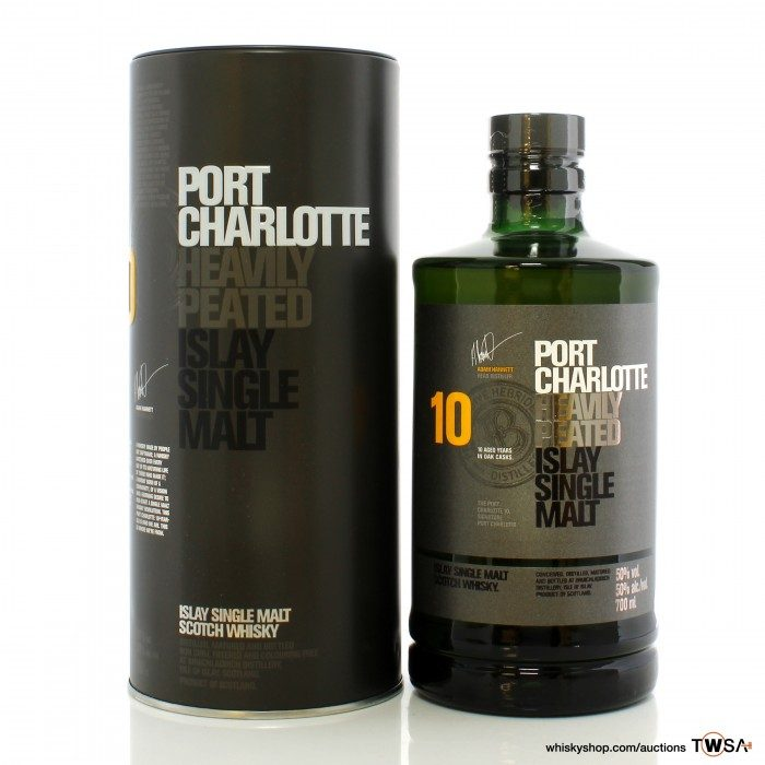 Port Charlotte 10 Year Old Heavily Peated