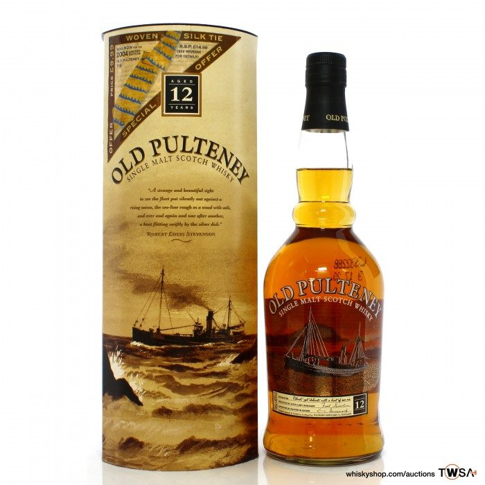 Old Pulteney 12 Year 1990s