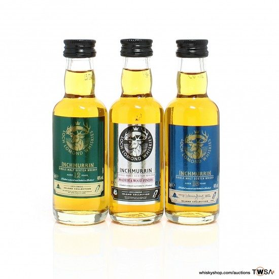 Inchmurrin Tasting Collection