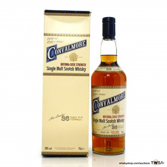Convalmore 1977 36 Year Old 2013 Special Release
