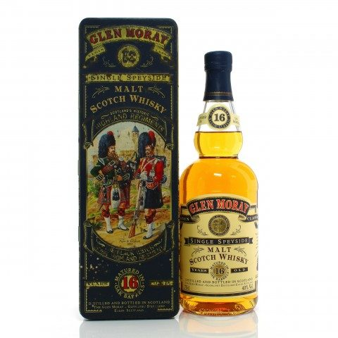 Glen Moray 16 Year Old The Black Watch Royal Highland Regiment