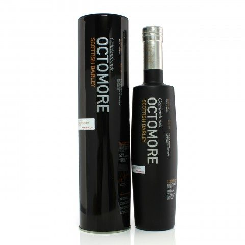 Octomore 5 Year Old Edition 06.1 Scottish Barley