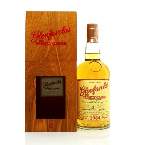 Glenfarclas 1984 Single Cask #6032 Family Casks