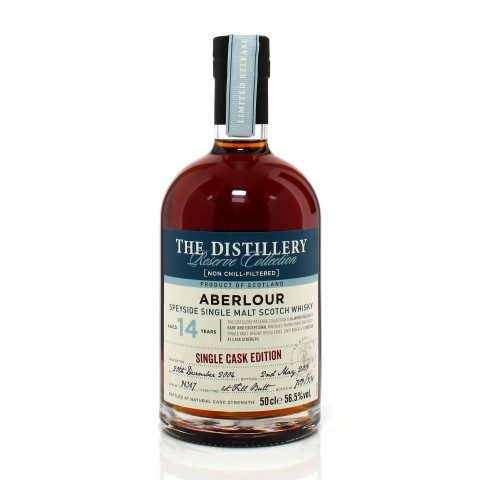 Aberlour 2004 14 Year Old Single Cask #96367 The Distillery Reserve Collection