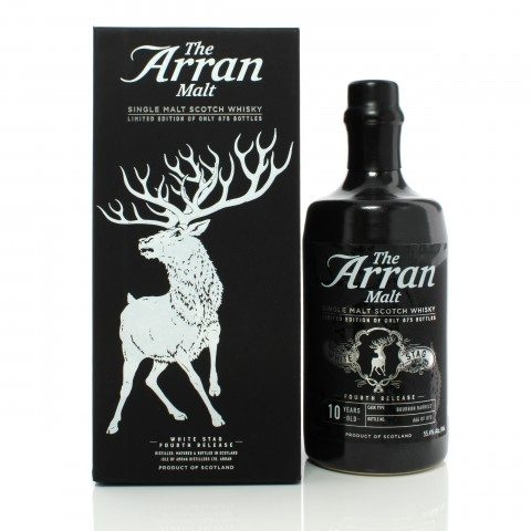 Arran 10 Year Old White Stag 4th Release