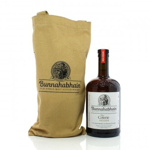 Bunnahabhain 2004 Hand Filled Pedro Ximenez Finish - The Coterie Exclusive