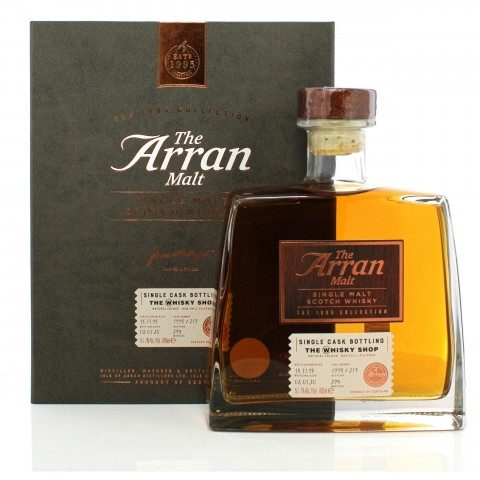 Arran 1995 24 Year Old Single Cask #217 - The Whisky Shop