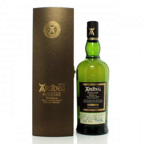 Ardbeg 2010 9 Year Old Single Cask #3150