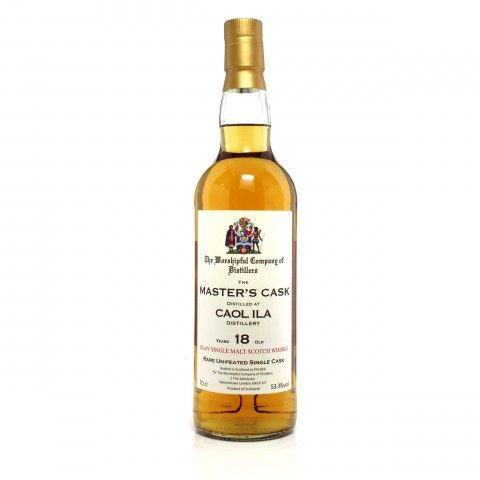 Caol Ila 18 Year Old Master's Cask