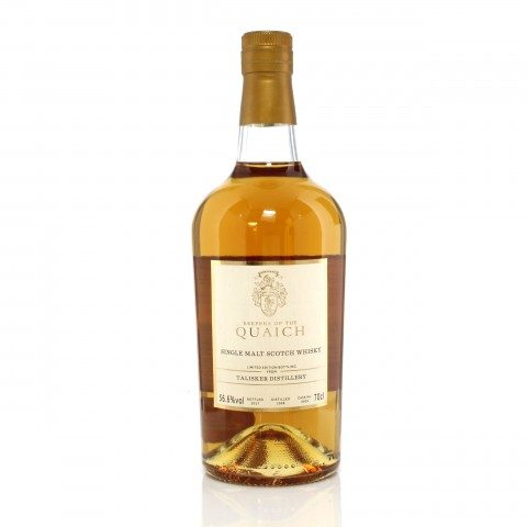 Talisker 1998 19 Year Old Single Cask #6829 Keepers of the Quaich