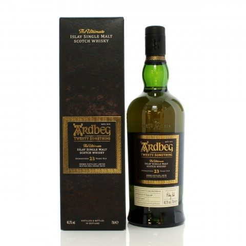 Ardbeg 23 Year Old Twenty Something Committee Release