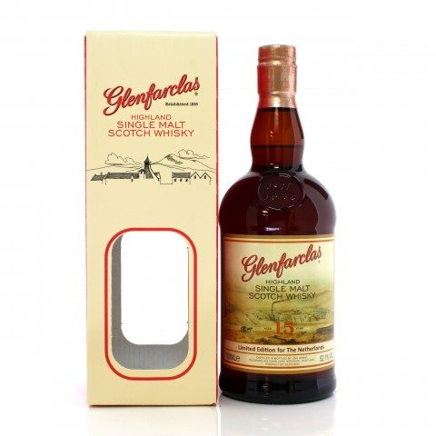Glenfarclas 15 Year Old - Netherlands