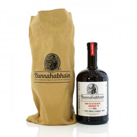 Bunnahabhain 2004 Single Cask #556 Hand Filled Pedro Ximenez Noe