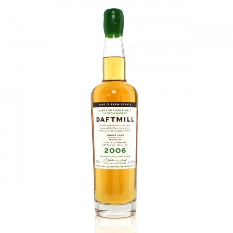 Daftmill 2006 Single Cask #35 - W Club