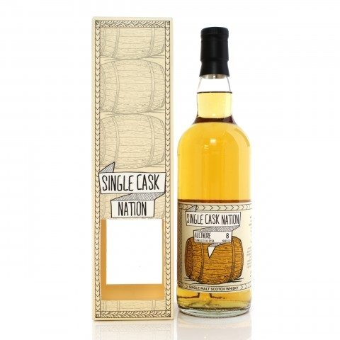 Aultmore 2011 8 Year Old Single Cask #800233 Single Cask Nation