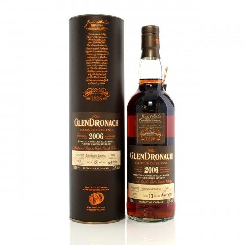 GlenDronach 2006 13 Year Old Single Cask #5538 - UK Exclusive