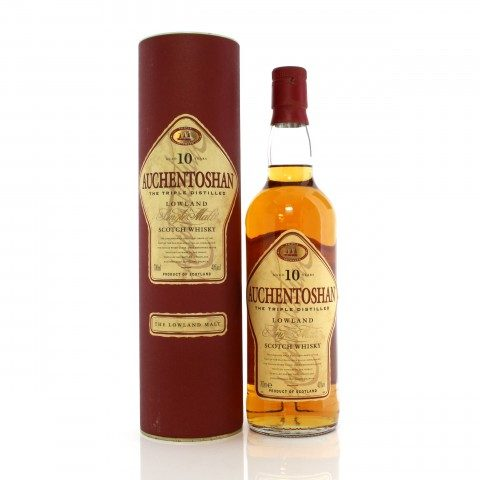 Auchentoshan 10 Year Old