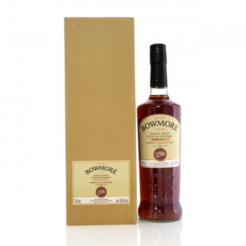 Bowmore 1988 26 Year Old Single Cask #3001 Feis Ile 2015