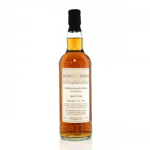 Glenrothes 1997 23 Year Old Single Cask #15400 Whisky Broker