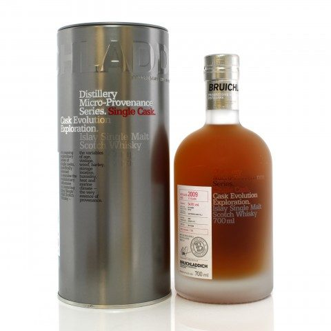 Bruichladdich 2009 11 Year Old Single Cask #3460 Micro Provenance