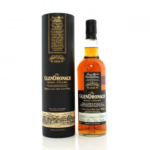 GlenDronach 2005 14 Year Old Single Cask #1938 Hand Filled