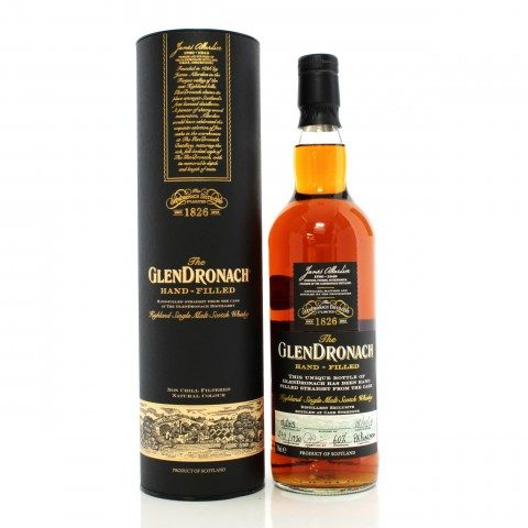 GlenDronach 2005 14 Year Old Single Cask #1930 Hand Filled