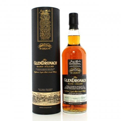 GlenDronach 2005 15 Year Old Single Cask #1938 Hand Filled