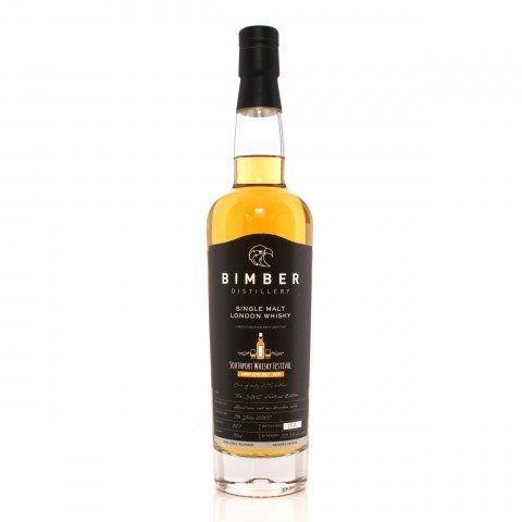Bimber Single Cask #127 - Southport Whisky Festival 2020