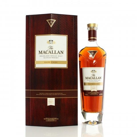 Macallan Rare Cask Batch #1 2019 Release